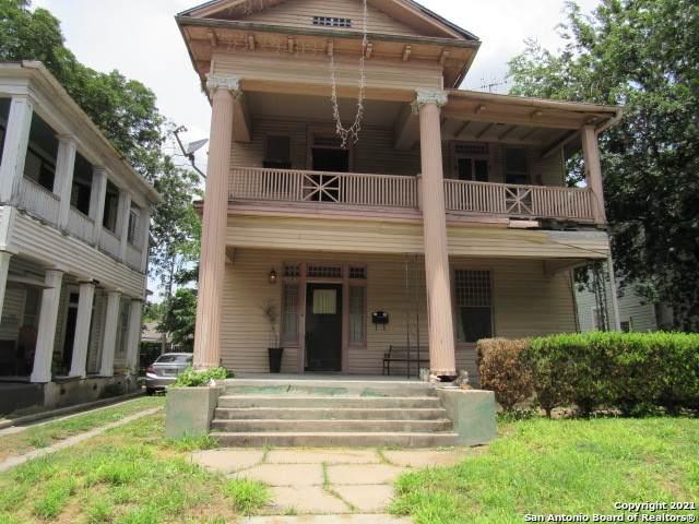639 W Elmira St, San Antonio, TX 78212 (MLS #1547090) :: The Mullen Group | RE/MAX Access