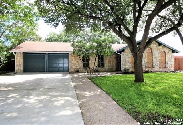 5119 La Posita St, San Antonio, TX 78233 (MLS #1547099) :: The Gradiz Group