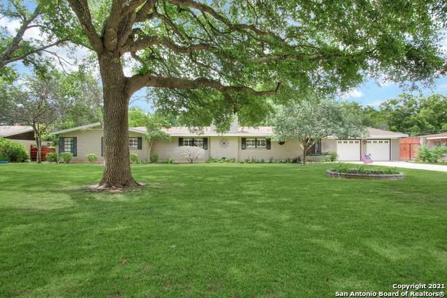 608 Antler Dr, Castle Hills, TX 78213 (MLS #1547124) :: Exquisite Properties, LLC