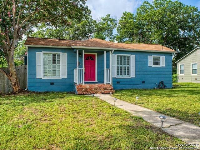 164 Harmon Dr, San Antonio, TX 78209 (MLS #1547132) :: Concierge Realty of SA