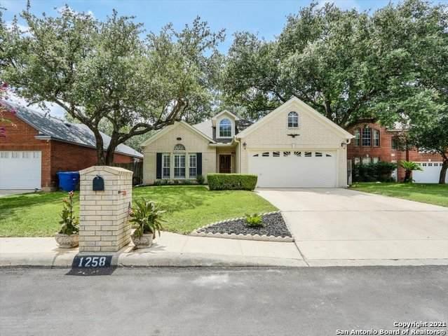 1258 Phantom Valley St, San Antonio, TX 78232 (MLS #1547171) :: The Rise Property Group
