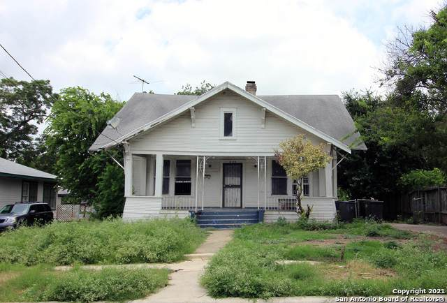 239 Nelson Ave, San Antonio, TX 78210 (MLS #1547181) :: The Lopez Group