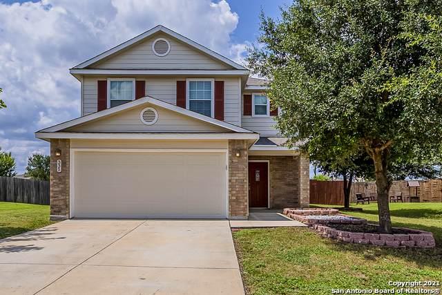 335 Passerina Spur, Selma, TX 78154 (MLS #1547188) :: The Rise Property Group