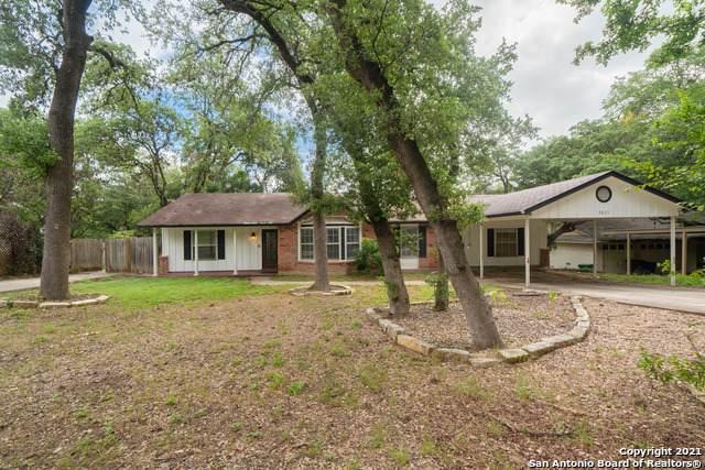 3607 Rock Creek Run, San Antonio, TX 78230 (MLS #1547217) :: The Real Estate Jesus Team