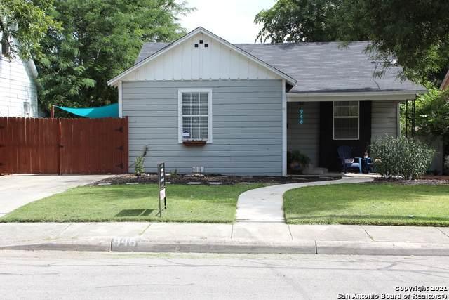 946 Sacramento, San Antonio, TX 78201 (MLS #1547234) :: The Real Estate Jesus Team