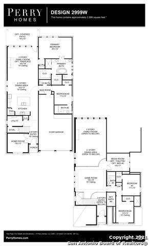 8618 Yellow Cactus Road, San Antonio, TX 78254 (#1547319) :: Zina & Co. Real Estate