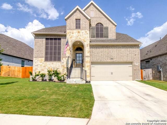 2324 Calate Ridge, San Antonio, TX 78253 (MLS #1547321) :: Exquisite Properties, LLC