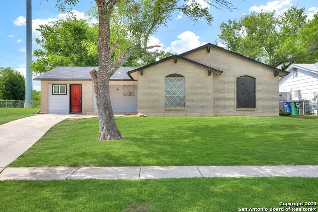 7447 Clear Water St, San Antonio, TX 78238 (MLS #1547357) :: Exquisite Properties, LLC
