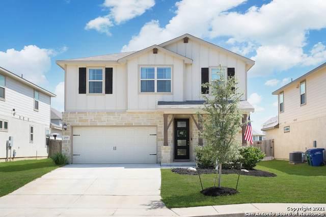 2315 Castello Way, San Antonio, TX 78259 (MLS #1547369) :: Carter Fine Homes - Keller Williams Heritage