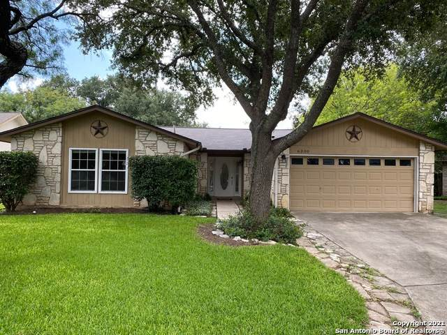6330 Echo Canyon St, San Antonio, TX 78249 (MLS #1547378) :: The Mullen Group   RE/MAX Access