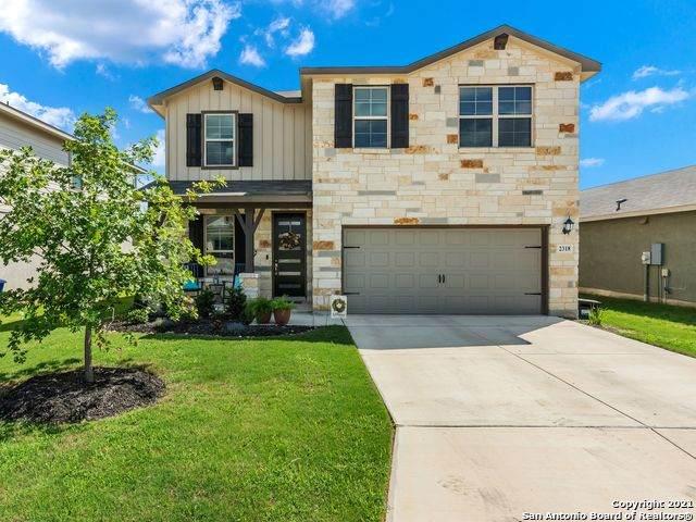2318 Verona Way, San Antonio, TX 78259 (MLS #1547386) :: Exquisite Properties, LLC