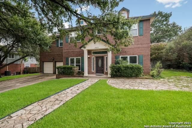 2312 Encino Crossing, San Antonio, TX 78259 (MLS #1547397) :: Carolina Garcia Real Estate Group