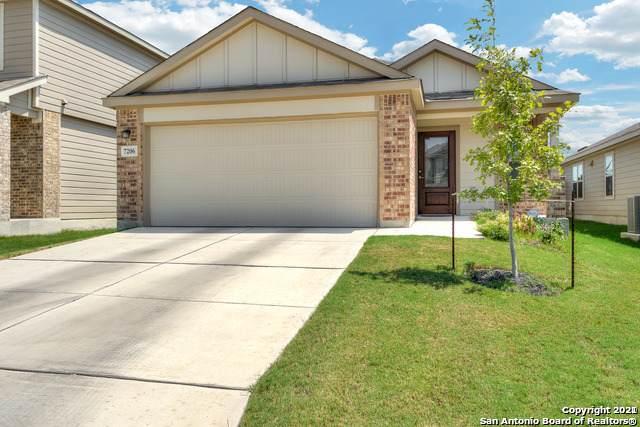 7206 Cozy Run, San Antonio, TX 78218 (MLS #1547402) :: Carter Fine Homes - Keller Williams Heritage