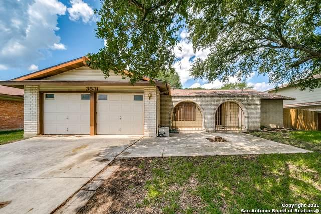 3531 Oakhorne St, San Antonio, TX 78247 (MLS #1547418) :: REsource Realty