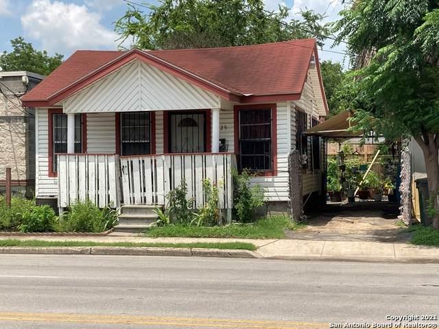 325 S Hackberry, San Antonio, TX 78203 (MLS #1547431) :: The Real Estate Jesus Team