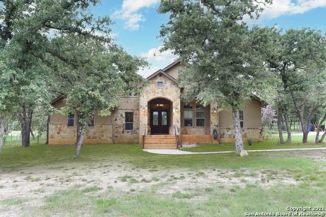 129 Hidden Forest Dr, La Vernia, TX 78121 (MLS #1547452) :: The Lopez Group
