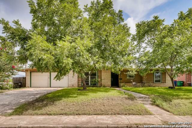 1335 Viewridge Dr, San Antonio, TX 78213 (MLS #1547464) :: The Lopez Group