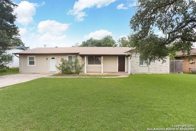 9202 Kings Pt, San Antonio, TX 78217 (MLS #1547504) :: The Gradiz Group