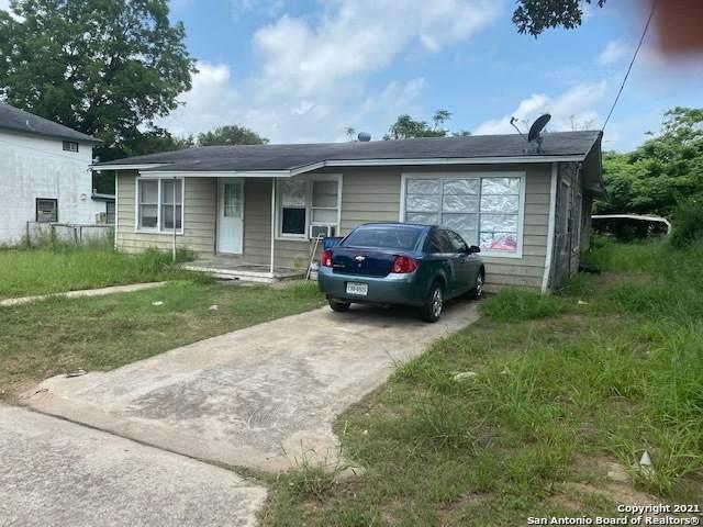 1301 Florida St, Pleasanton, TX 78064 (MLS #1547508) :: The Lopez Group