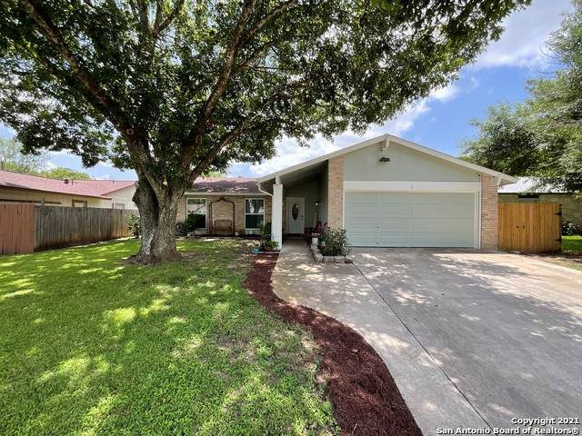 3710 Pipers Dale St, San Antonio, TX 78251 (MLS #1547527) :: The Lopez Group