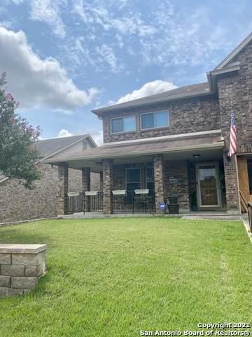 2838 Redsky Pass, San Antonio, TX 78259 (MLS #1547537) :: Carter Fine Homes - Keller Williams Heritage