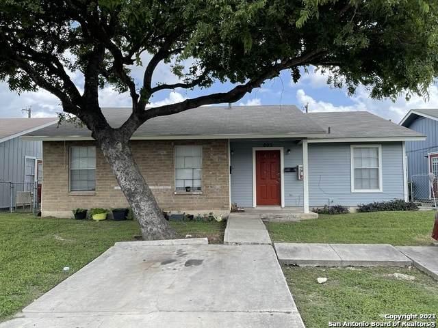 819 W Olmos Dr, San Antonio, TX 78212 (MLS #1547540) :: Alexis Weigand Real Estate Group