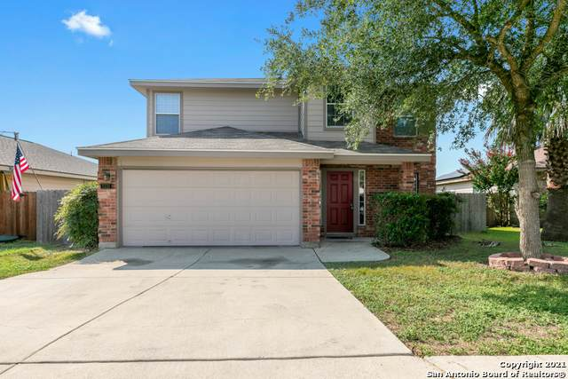 3335 Falcon Grove, New Braunfels, TX 78130 (MLS #1547544) :: Carter Fine Homes - Keller Williams Heritage