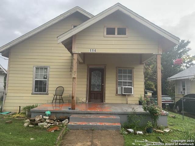 114 Dilworth St, San Antonio, TX 78203 (#1547548) :: Zina & Co. Real Estate