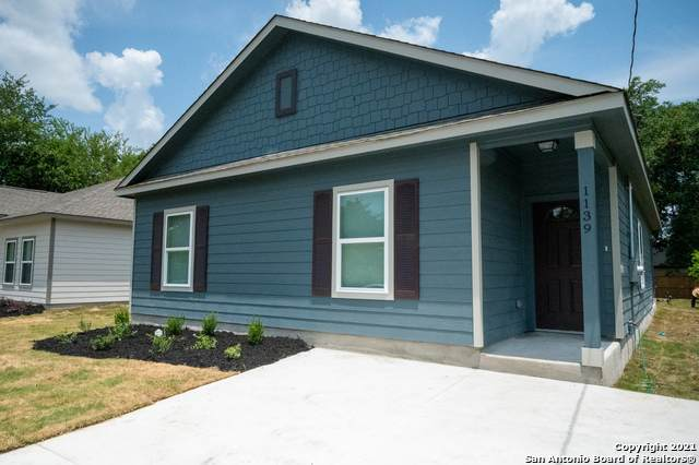 1139 Vermont St, San Antonio, TX 78211 (MLS #1547605) :: The Rise Property Group