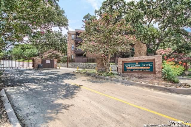 4212 Medical Dr #1107, San Antonio, TX 78229 (MLS #1547612) :: Carter Fine Homes - Keller Williams Heritage