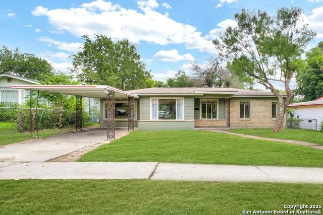 627 Wayside Dr, San Antonio, TX 78213 (#1547619) :: Zina & Co. Real Estate