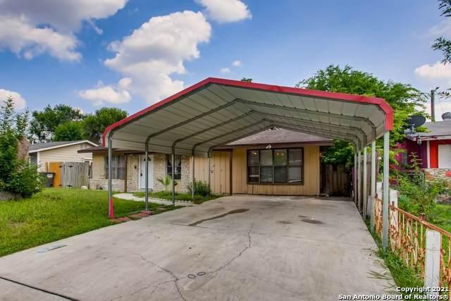 5362 San Benito Dr, San Antonio, TX 78228 (MLS #1547626) :: The Rise Property Group