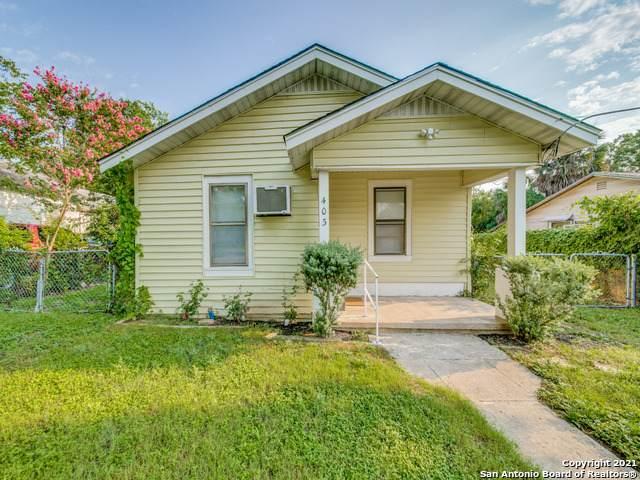 403 E Sayers Ave, San Antonio, TX 78214 (MLS #1547636) :: The Rise Property Group