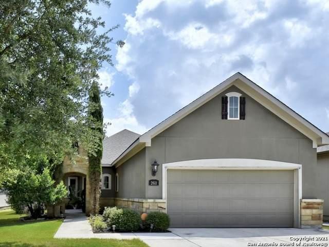 2611 Tuscan Oaks, San Antonio, TX 78261 (MLS #1547637) :: JP & Associates Realtors