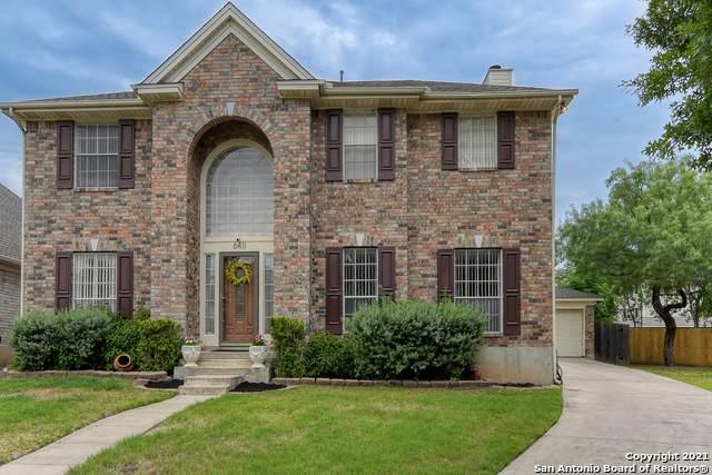6411 Rambling Trail, San Antonio, TX 78240 (#1547657) :: The Perry Henderson Group at Berkshire Hathaway Texas Realty