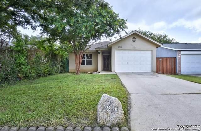 2930 Broad Plain Dr, San Antonio, TX 78245 (MLS #1547676) :: Exquisite Properties, LLC