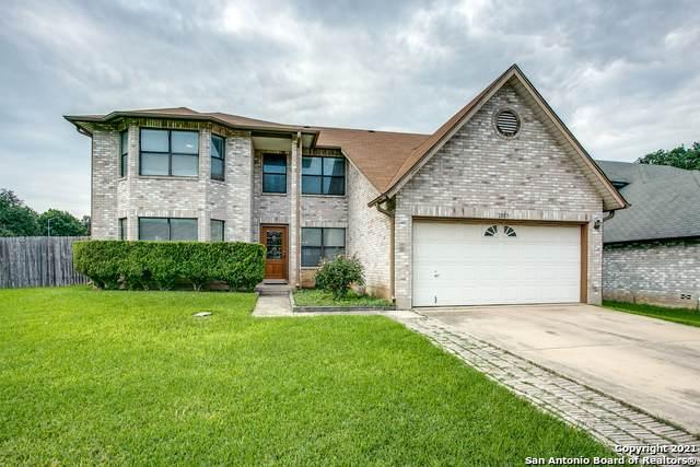 2803 Redland Crk, San Antonio, TX 78259 (MLS #1547691) :: Carter Fine Homes - Keller Williams Heritage