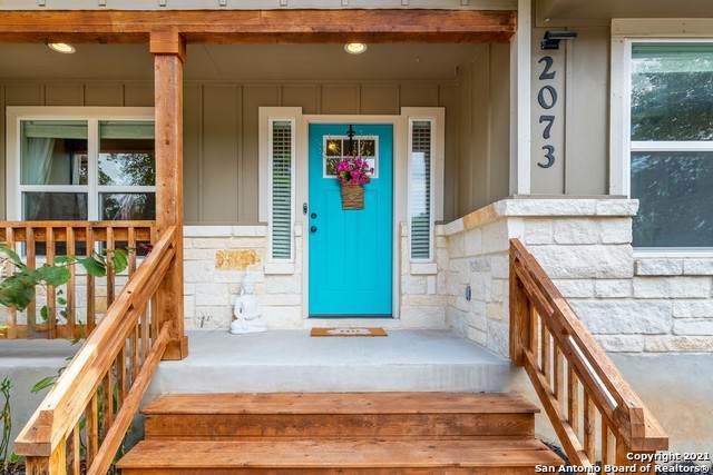 2073 Robin Hood Dr, Canyon Lake, TX 78133 (MLS #1547698) :: Carter Fine Homes - Keller Williams Heritage