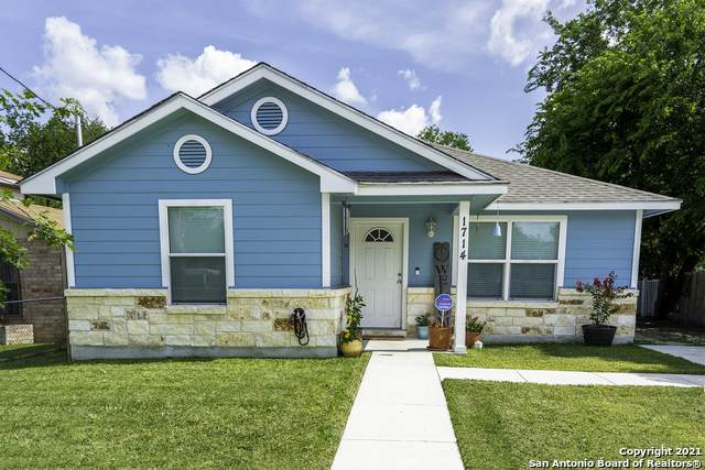 1714 Saenz St, San Antonio, TX 78214 (MLS #1547699) :: The Castillo Group