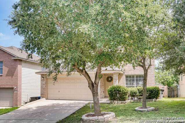 6710 Loma Vino, San Antonio, TX 78233 (#1547712) :: Zina & Co. Real Estate