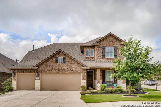 2102 Silent Fox, San Antonio, TX 78260 (MLS #1547758) :: The Rise Property Group
