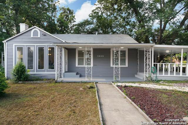 1843 Schley Ave, San Antonio, TX 78210 (MLS #1547759) :: The Mullen Group   RE/MAX Access