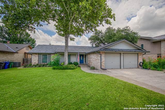 2714 Oak Leigh St, San Antonio, TX 78232 (MLS #1547767) :: The Mullen Group | RE/MAX Access