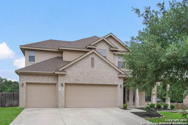 219 Perch Meadow, San Antonio, TX 78253 (MLS #1547778) :: The Mullen Group | RE/MAX Access