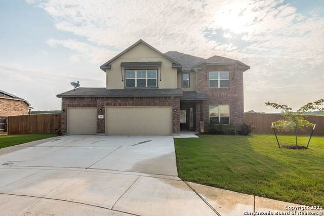 600 Saddle Nest, Cibolo, TX 78108 (MLS #1547799) :: 2Halls Property Team | Berkshire Hathaway HomeServices PenFed Realty