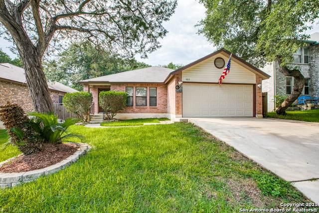 4815 Encanto Creek Dr, San Antonio, TX 78247 (#1547801) :: Zina & Co. Real Estate
