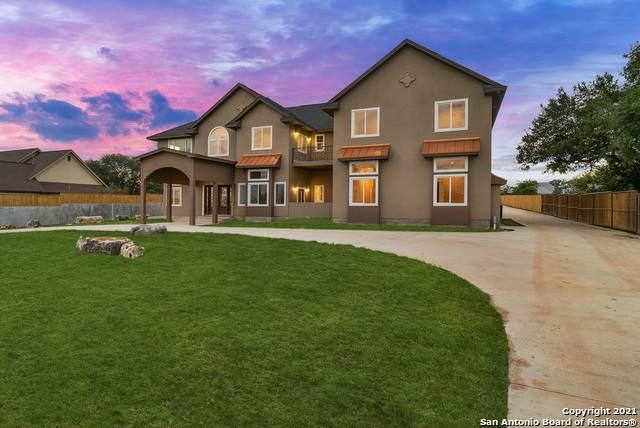 2235 Deer Run Ridge, New Braunfels, TX 78132 (MLS #1547812) :: The Castillo Group