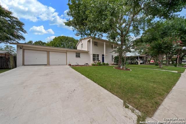 807 Tamworth Dr, San Antonio, TX 78213 (MLS #1547827) :: JP & Associates Realtors
