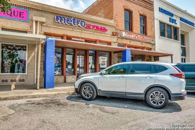 1116 18TH ST, Hondo, TX 78861 (MLS #1547830) :: Texas Premier Realty