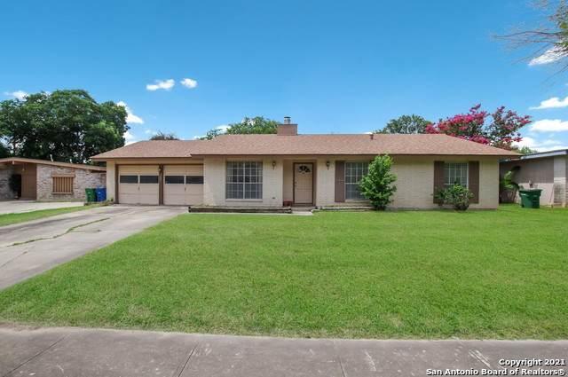 5207 Galahad Dr, San Antonio, TX 78218 (MLS #1547872) :: Alexis Weigand Real Estate Group